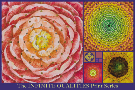 INFINITE QUALITIES: art that supports the healing process